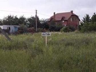 Продаю углавой дачный участок, 8 соток,  Город Краснодар посёлок Берёзовый, скважина, электричество, городская прописка,  До центра 20 минут,до маршрутки 10 минут, в Краснодаре