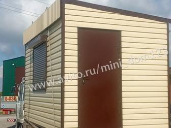 Уникальное фотографию  временное жилье, мобильный офис, КПП 74312589 в Краснодаре