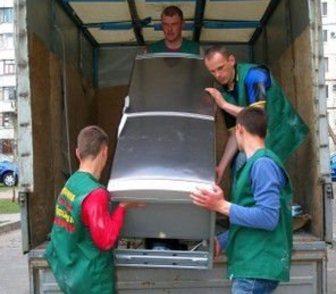 Изображение в   Перевозка грузов мебели, переезды квартир, в Краснодаре 0