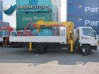 Фотография в   Бортовой грузовик с манипулятором Hyundai в Владивостоке 3500000