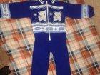 Фото в Для детей Детская одежда Теплый костюм на 2-3 года. длина рукава от в Красноярске 150