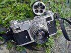 Фото в Бытовая техника и электроника Фотокамеры и фото техника пленочный фотоаппарат Киев для ценителей в Красноярске 1000
