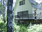 Фотография в Загородная недвижимость Продажа дач Отличная дача для отдыха. На участке настоящий в Красноярске 2500000