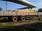 Скачать фотографию Бортовой Длинномер бортовой МАЗ г/п борт 25 тн, длина 13,5м 36968590 в Красноярске