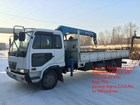 Новое фото Автокран Самогруз воровайка НИССАН 5 тн 36968648 в Красноярске