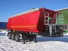 Свежее фотографию  Полуприцеп - самосвал 30м3 усиленный STEELBEAR 37949953 в Красноярске