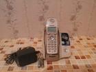 Изображение в   Продам цифровой беспроводной телефон б\у, в Красноярске 500