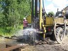 Изображение в Авто Спецтехника Осуществляем бурение скважин на воду под в Красноярске 1000
