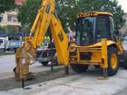 Изображение в Авто Спецтехника Гидромолот применяют для демонтажа бетона в Красноярске 1500