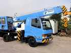 Фотография в   Услуги автокрана 5 тонн, стрела 21 метр в Красноярске 1200