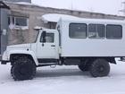Смотреть изображение Вахтовый автобус Вахтовый автобус, вахтовка ГАЗ 38799564 в Санкт-Петербурге
