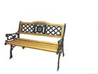Просмотреть foto Мебель для дачи и сада Скамейка садовая VG group Венеция 01, 035, 0 38861530 в Красноярске