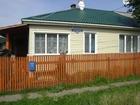 Свежее foto  Продается ¼ дома, п, Усть-Мана 39462532 в Красноярске