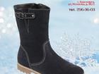 Свежее изображение  Женские зимние сапожки большого размера 41-44 42936568 в Красноярске