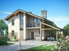 Уникальное фото  строительство домов, бани ,гаражей! ГАРАНТИЯ 55243093 в Красноярске