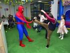 Новое foto Организация праздников Человек паук,спайдермен на детском празднике 68105107 в Красноярске