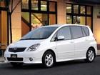 Увидеть foto  задняя левая дверь белая Toyota Corolla Spacio E120 2001-2007 69500495 в Красноярске