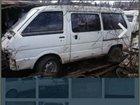 Nissan Largo 2.0МТ, 1989, минивэн, битый