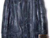 Продам Дубленку мужскую (пропитка), Размер 54-56 Дубленка мужская (пропитка). Ра