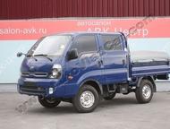 Kia Bongo III 2014г, 4x4 с тентом во Владивостоке Kia Bongo III 2014 грузовой-бо