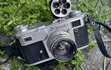 Фотоаппарат Киев, с дальномером