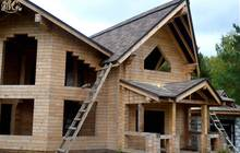 Строительство дома, бани, Красноярск