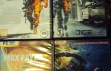 DVD диски игровые 29 шт Очень выгодно Торг уместен