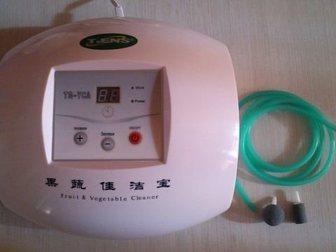 Увидеть фотографию Кухонные приборы Озонатор (прибор активного озона для очистки продуктов питания и воды) 31624111 в Красноярске