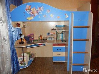 Просмотреть foto Мебель для детей уголок школьника 32520617 в Красноярске