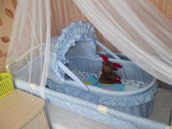 Смотреть фото Детские коляски Кроватка с люлькой 32690575 в Красноярске
