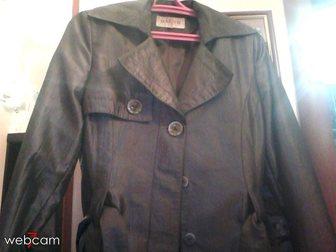 Новое фото Женская одежда Продам плащ плащёвка. Размер 44, 46 32763536 в Красноярске