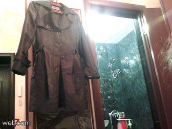 Скачать фото Женская одежда Продам плащ плащёвка. Размер 44, 46 32763536 в Красноярске