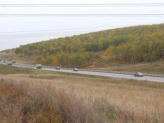 Уникальное фотографию Земельные участки Продам участок ОД (общественно-деловое) на первой линии федеральной трассы М53 33597742 в Красноярске