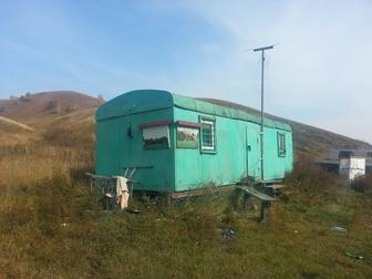 Свежее foto Разное Продам 2-х комнатный жилой вагончик, 34557367 в Красноярске