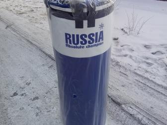 Скачать фото  Боксерский мешок премиум класса 115х36, 85кг, 34758731 в Красноярске