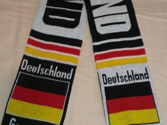 Смотреть foto Спортивная одежда Шарфы спортивные с надписями: Регби и Германия 35084140 в Красноярске