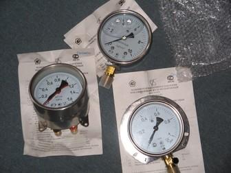 Смотреть фото  Счетчики манометры газоанализаторы 38409119 в Красноярске
