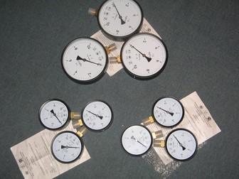 Скачать фотографию  Счетчики манометры газоанализаторы 38452784 в Красноярске