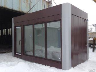 Смотреть фотографию  Павильон с местом или земля под павильон 38551088 в Красноярске