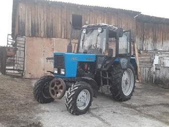 Скачать бесплатно фотографию Спецтехника Продам трактор МТЗ-82 39294268 в Красноярске