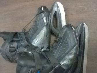 Просмотреть фото Спортивный инвентарь продам коньки мужские, фирмы ROCES, б/у, 39 размер 50680175 в Красноярске