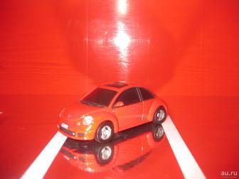 Новое фотографию Коллекционирование Wolkswagen New Beetle Б/У + бокс , 55841414 в Красноярске
