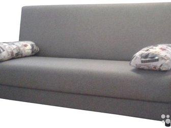 Диван 131,  Диван-книжка Бостон,  Диван новый,  Стандартный размер спального места 190*117 см,  Дополнительная комплектация подушками,  Пружинный блок, выбор расцветок в Красноярске