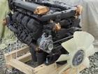 Смотреть изображение  Двигатель КАМАЗ 740, 50 евро-2 с Гос резерва 54489544 в Иркутске