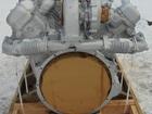 Уникальное фото  Двигатель ЯМЗ 238ДЕ2-2 с Гос резерва 54498615 в Иркутске