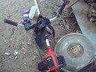 Foto в Бытовая техника и электроника Другая техника продам мотокосу (триммер) 2, 2квт, комплект, в Кропоткине 3000