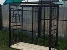Свежее фото  Дровница садовая Курчатов 39231187 в Курчатове
