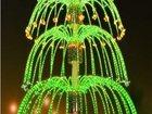 Скачать изображение  Светодиодная модель фейрверка пятиярусный фонтан 33176940 в Якутске