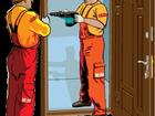 Фото в   Установим межкомнатные и входные двери качественно! в Кировске 1200