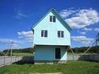 Фото в   Вы можете купить только что построенный коттедж в Раменском 2700000